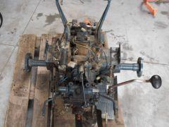Achterbrug + versnellingsbak Kubota (gebruikt)