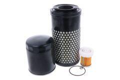 Filterset Kubota B2710, B2910, B3000, B3030, B7800
